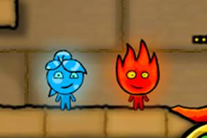 watergirl and fireboy 1